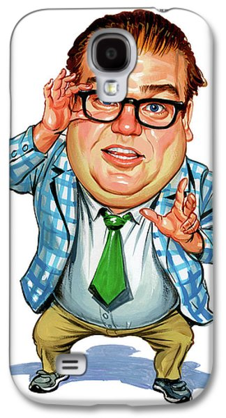 Chris Farley As Matt Foley Galaxy S4 Case