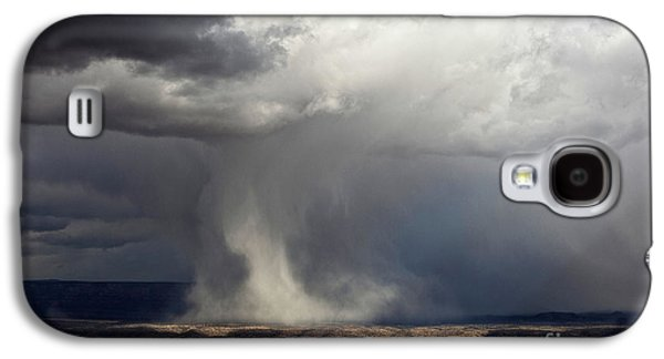 Christmas Day Rain Galaxy S4 Case