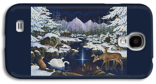Christmas Wonder Galaxy S4 Case