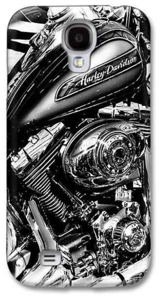 Chromed Harley Monochrome Galaxy S4 Case