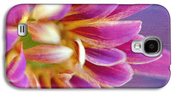 Chrysanthemum Painting Galaxy S4 Case