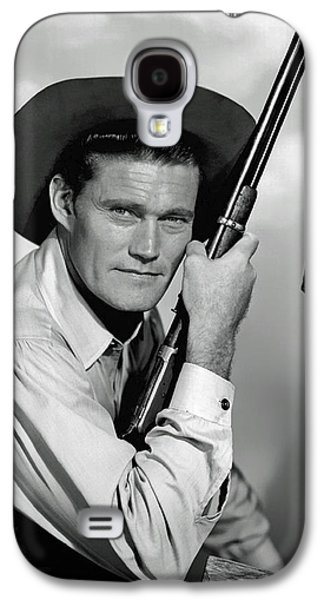 Chuck Connors - The Rifleman Galaxy S4 Case