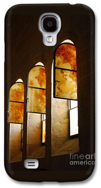 Church Of Heptapegon In Israel Galaxy S4 Case by Eva Kaufman