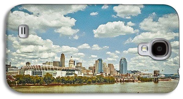 Cincinnati 4 Galaxy S4 Case