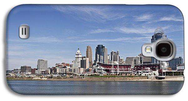 Cincinnati Galaxy S4 Case