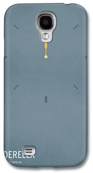 Cinderella Galaxy S4 Case by Christian Jackson