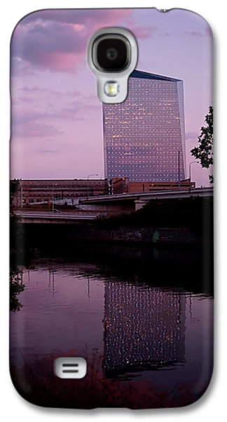 Cira Centre Galaxy S4 Case by Rona Black