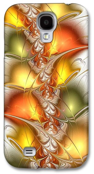 Citrus Colors Galaxy S4 Case by Anastasiya Malakhova