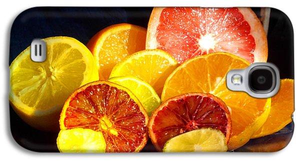 Citrus Season Galaxy S4 Case by Anastasia Savage Ealy