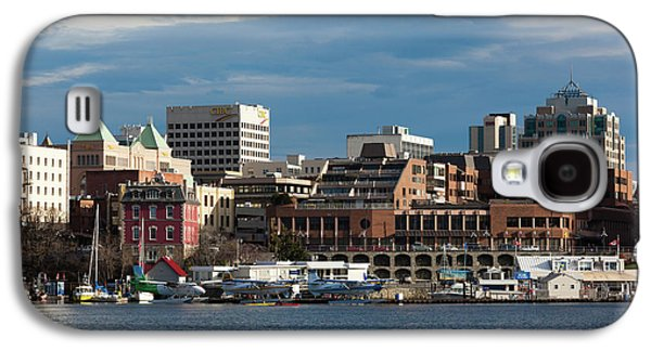 City At The Waterfront, Inner Harbor Galaxy S4 Case