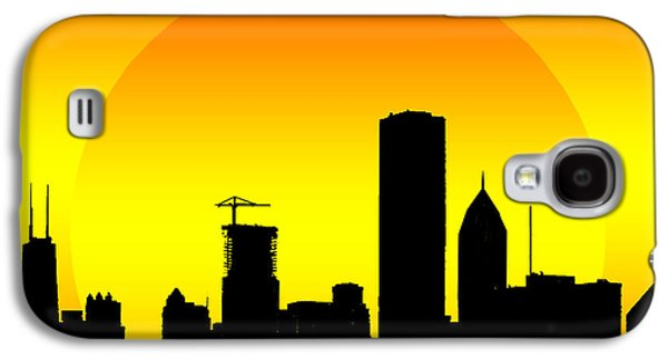 City Of Dreams Galaxy S4 Case by Robert Orinski