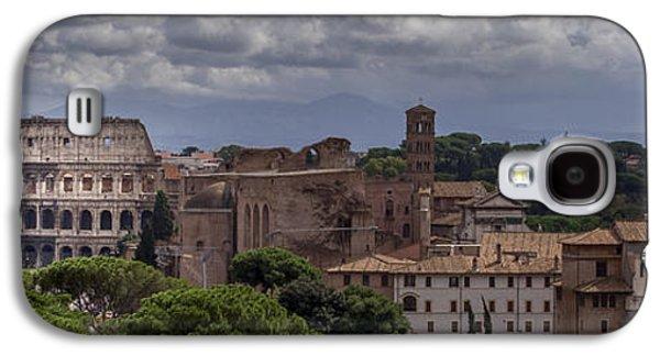 Rome Italy Cityscape Galaxy S4 Case