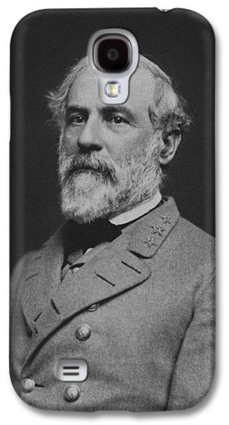 Civil War General Robert E Lee Galaxy S4 Case