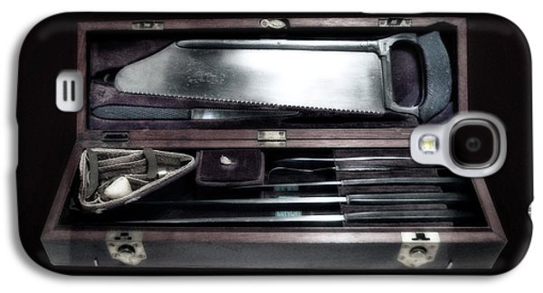 Civil War Surgical Kit Galaxy S4 Case by Thomas Woolworth
