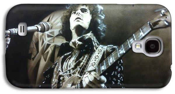 Eric Clapton - ' Clapton ' Galaxy S4 Case by Christian Chapman Art