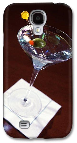 Classic Martini Galaxy S4 Case by Jon Neidert