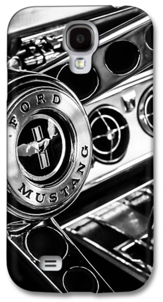 Classic Mustang Interior Galaxy S4 Case by Jon Woodhams