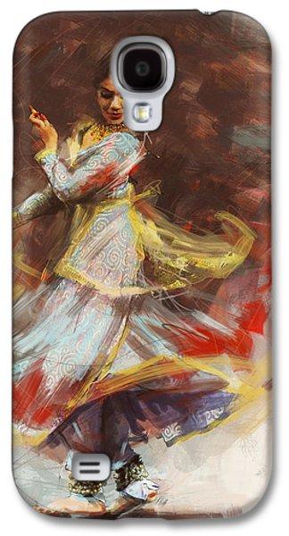 Classical Dance Art 8 Galaxy S4 Case