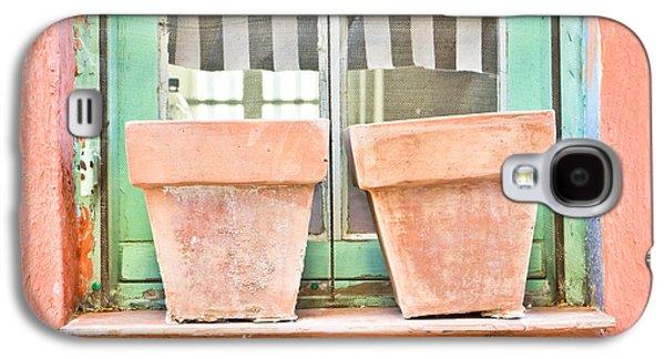 Clay Pots Galaxy S4 Case by Tom Gowanlock