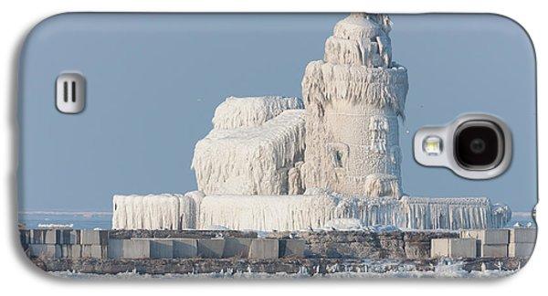 Cleveland Harbor West Pierhead Light Galaxy S4 Case