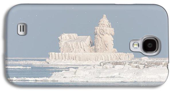 Cleveland Harbor West Pierhead Light II Galaxy S4 Case
