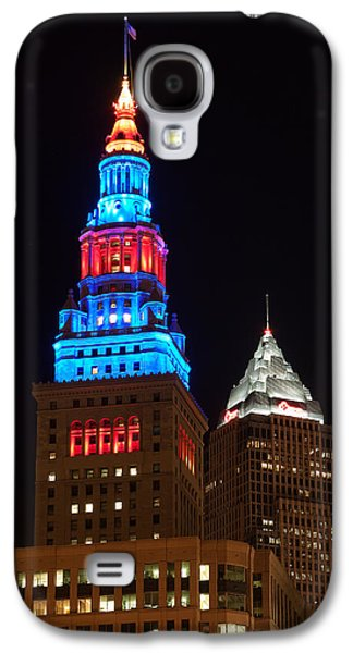 Cleveland Towers Galaxy S4 Case
