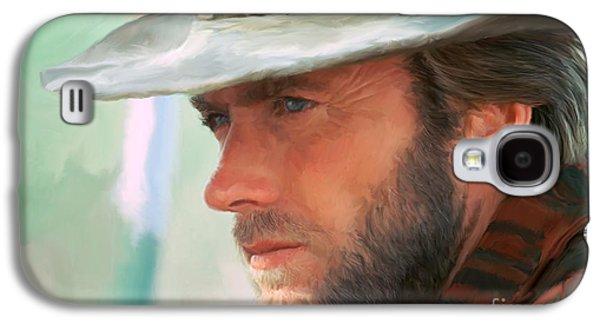 Clint Eastwood Galaxy S4 Case