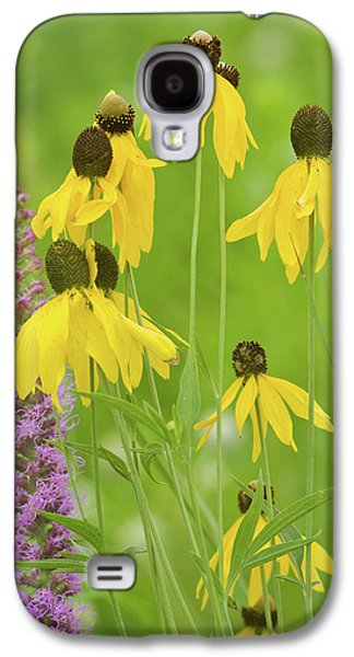 Close-up Of Flowers Blooming Galaxy S4 Case