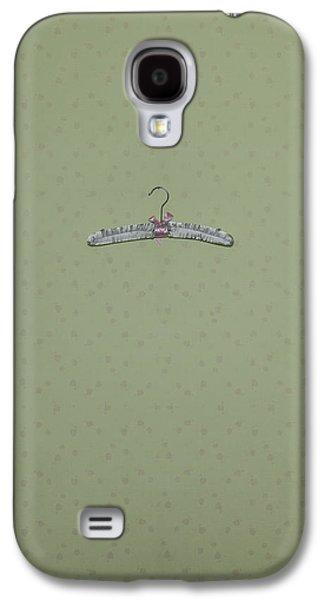 Clothes Hanger Galaxy S4 Case