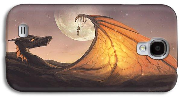 Cloud Dragon Galaxy S4 Case