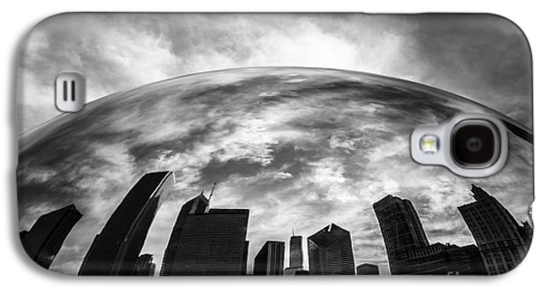 Cloud Gate Chicago Bean Galaxy S4 Case by Paul Velgos