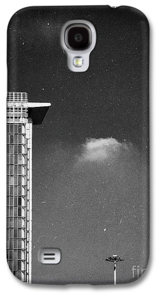 Galaxy S4 Case featuring the photograph Cloud Lamp Building by Silvia Ganora