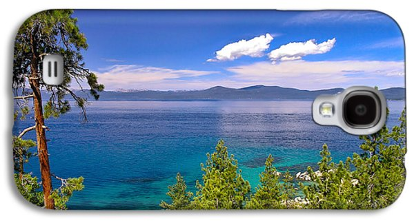 Clouds And Silence - Lake Tahoe Galaxy S4 Case