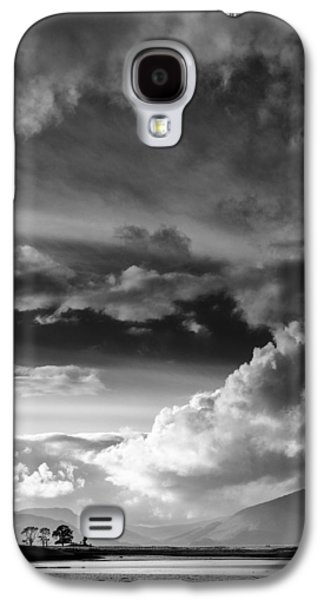 Clouds Over Loch Laich Galaxy S4 Case by Dave Bowman