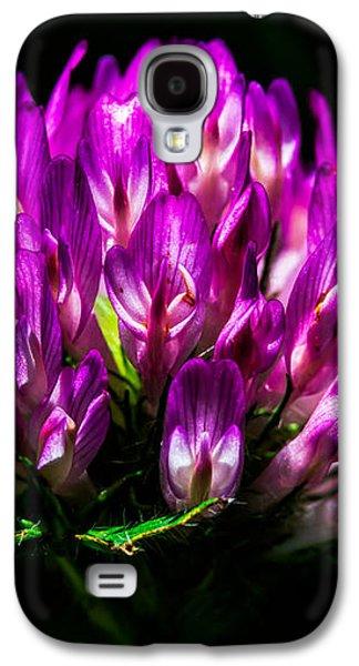 Clover Flower Galaxy S4 Case