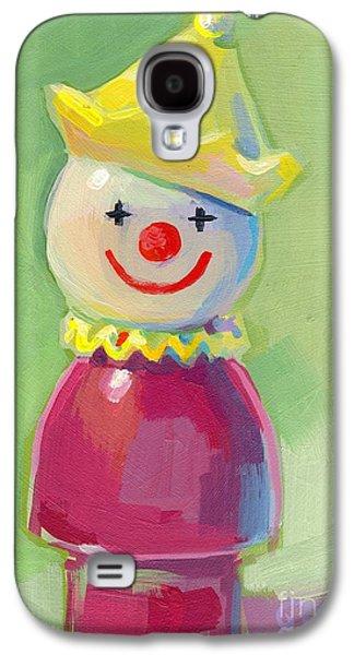 Clown Galaxy S4 Case