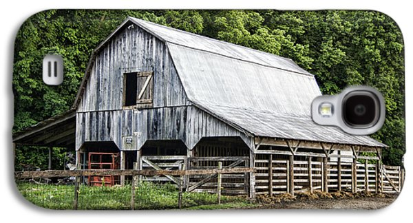 Clubhouse Road Barn Galaxy S4 Case