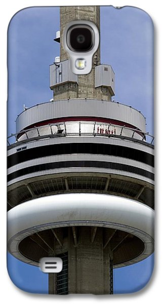 Cn Tower Galaxy S4 Case by Victor Habbick Visions