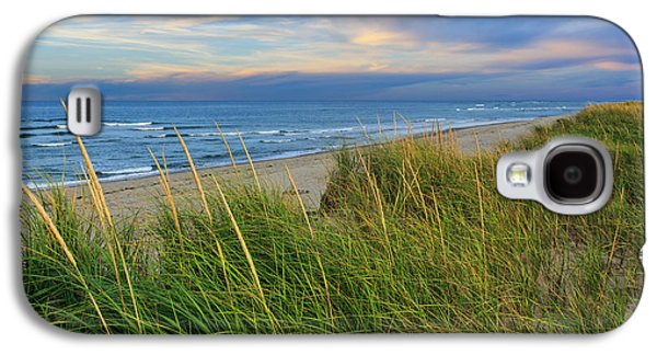 Coast Guard Beach Cape Cod Galaxy S4 Case by Bill Wakeley