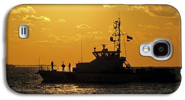 Coast Guard In Paradise - Key West Galaxy S4 Case