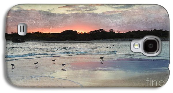 Coastal Beauty Galaxy S4 Case by Betty LaRue