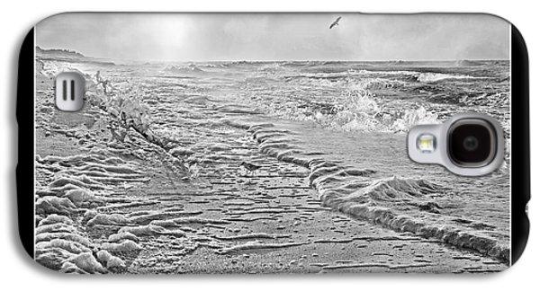 Coastal Calibration Galaxy S4 Case by Betsy Knapp