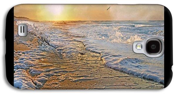 Osprey Galaxy S4 Case - Coastal Paradise by Betsy Knapp