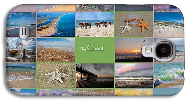 Coastal Winds Galaxy S4 Case