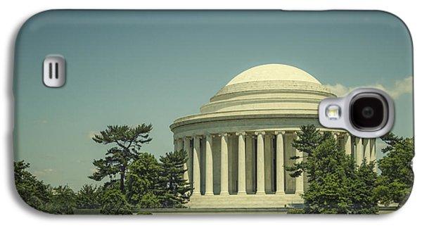 Jefferson Memorial Galaxy S4 Case - Code Of Honor by Evelina Kremsdorf