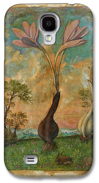 Colchicum Autumnale Galaxy S4 Case by British Library