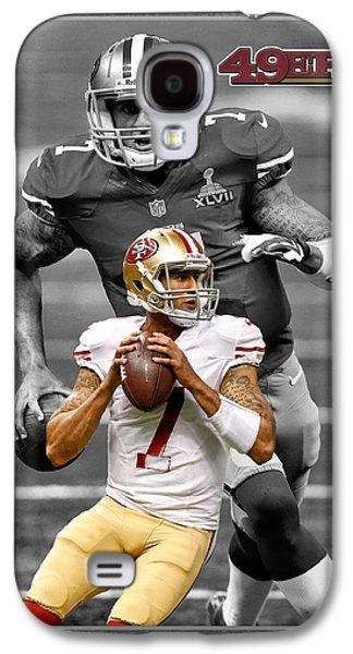 Colin Kaepernick 49ers Galaxy S4 Case