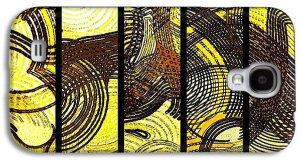 Collage 505 Galaxy S4 Case