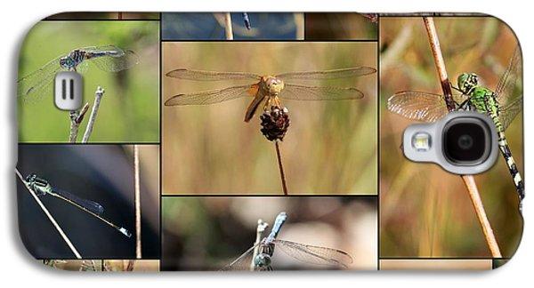 Collage Marsh Life Galaxy S4 Case