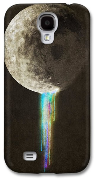 Color Bleed Galaxy S4 Case by Eric Fan